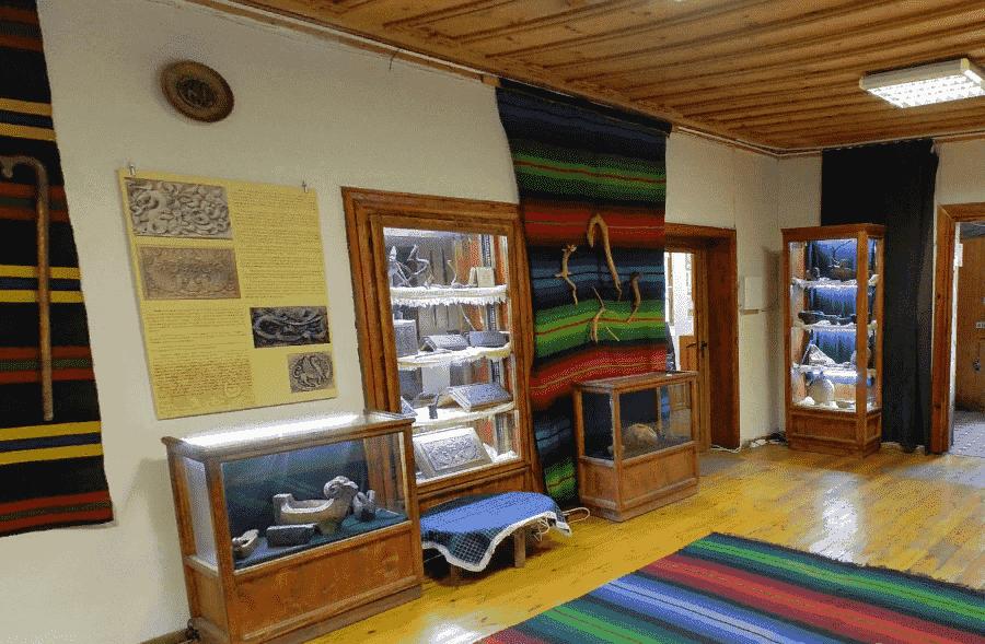 Этнографический музей Бургаса изнутри