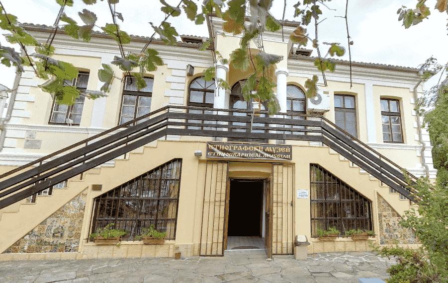 Этнографический музей Бургаса вид с улицы