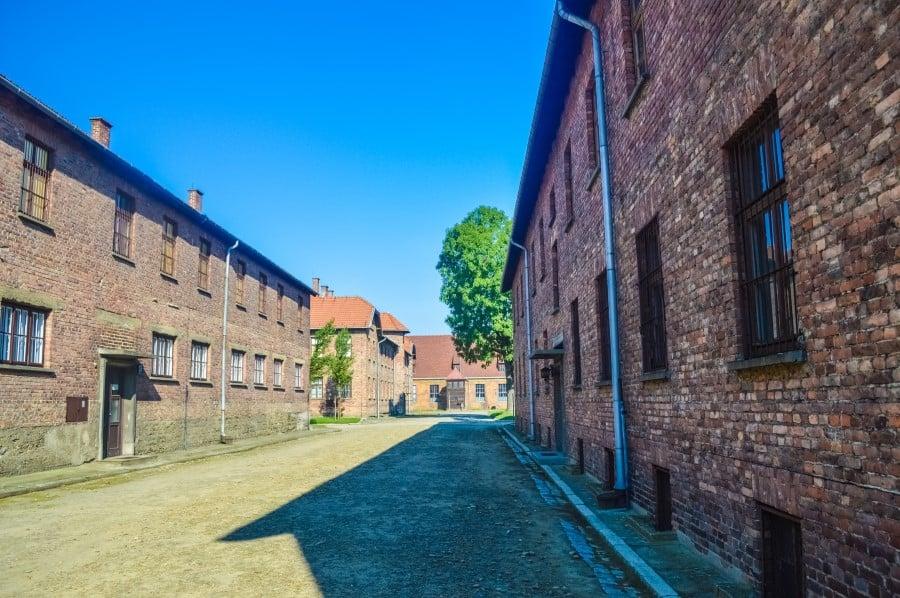 История концлагеря Освенцим