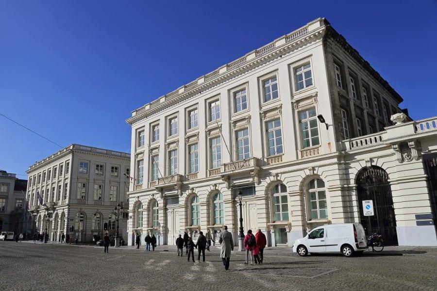 История музея Рене Магритта