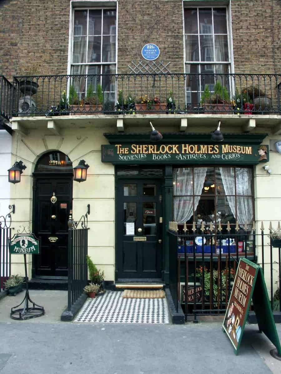 История музея Шерлока Холмса в Лондоне