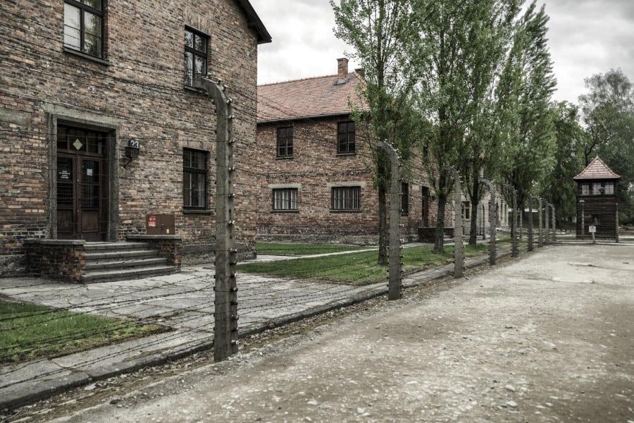 Как создавался концлагерь Освенцим