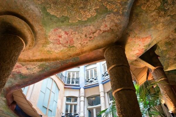 Как выглядит дом-музей Гауди изнутри