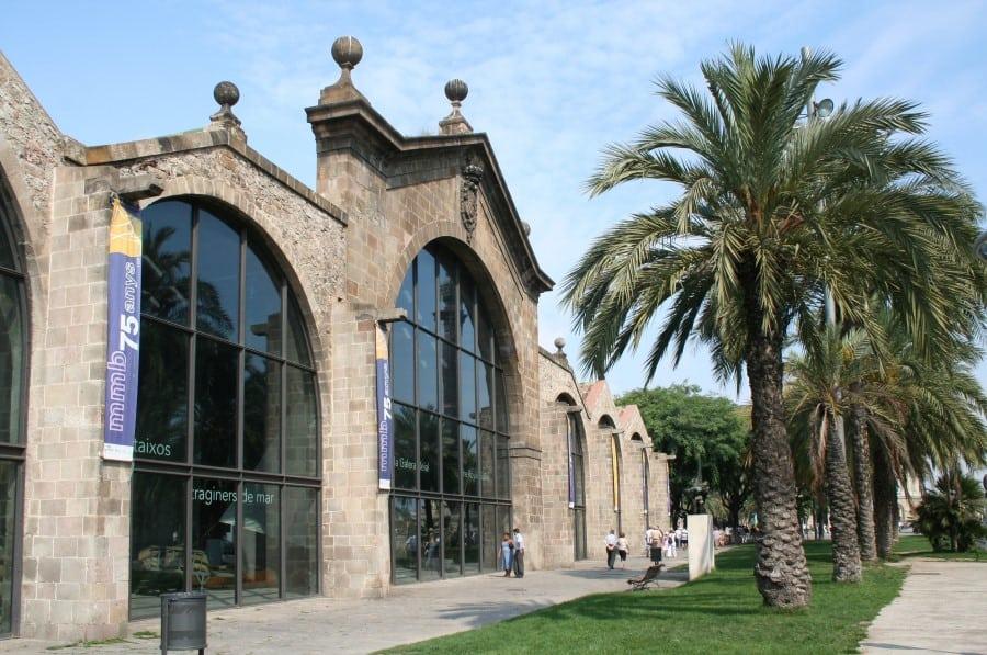 Морской музей в Барселоне