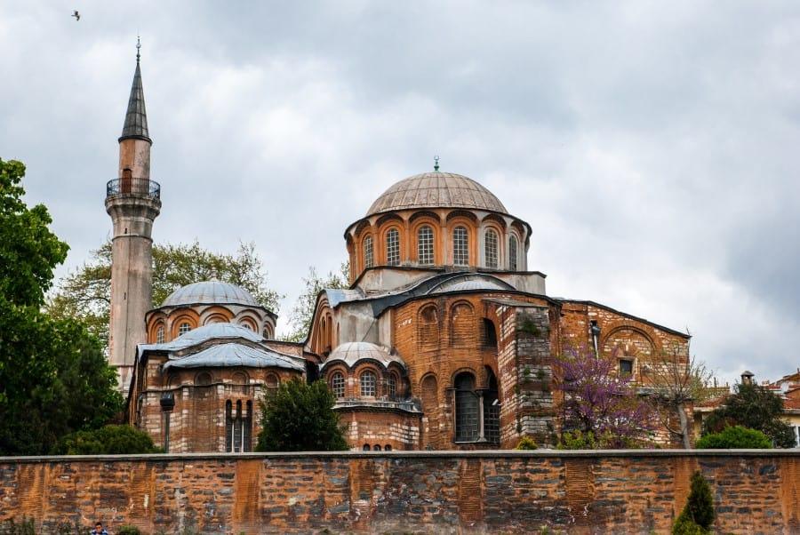 Музей Карие (Музей Хора) в Стамбуле