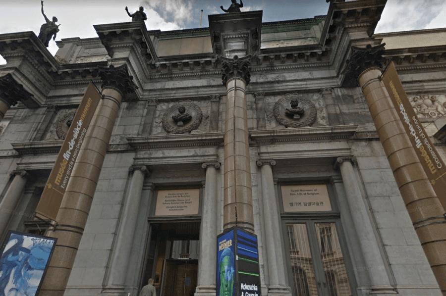 Музей изящных искусств в Брюсселе