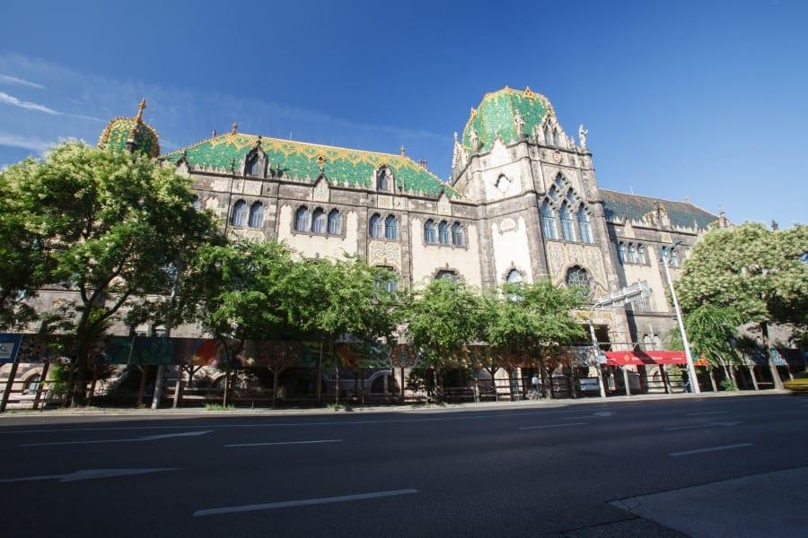 Музей прикладного искусства в Будапеште