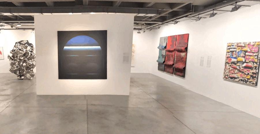 Музей современного искусства в Стамбуле экспозиция