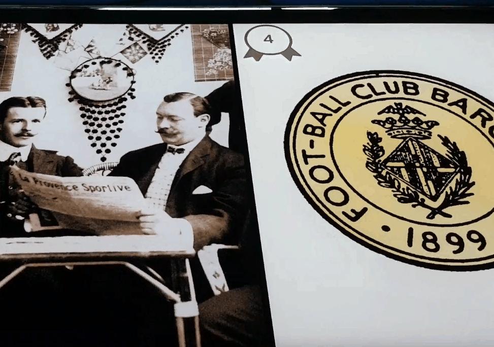 Первые годы существования ФК Барселона