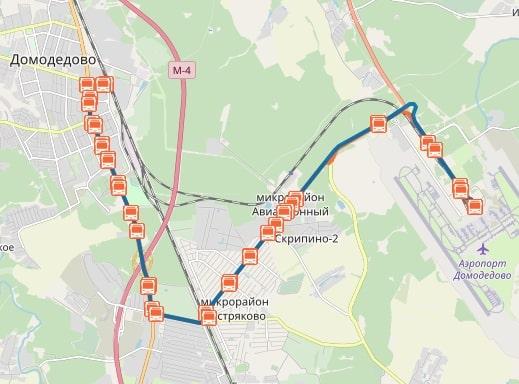 Автобус 30 маршрут