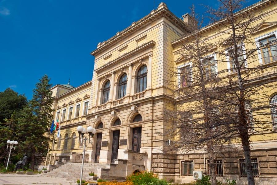 Археологический музей Варны в Болгарии