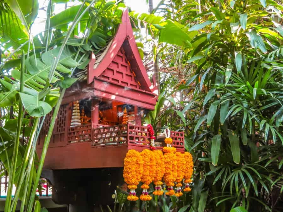 Дом-музей Джима Томпсона в Бангкоке в Таиланде