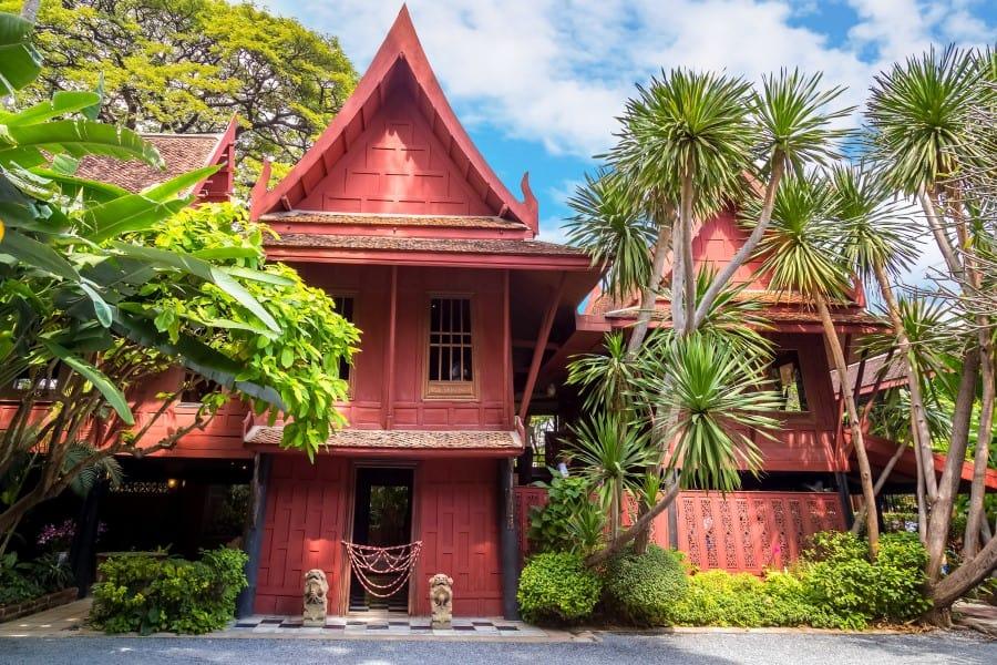 Дом-музей Джима Томпсона в Таиланде