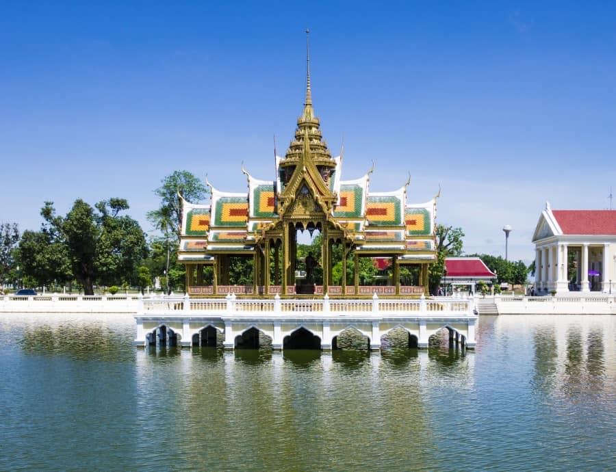 Дворец Банг Па Ин в Таиланде