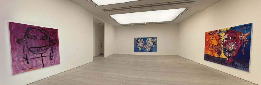 Экспозиция в галерее Саатчи в Лондоне-min