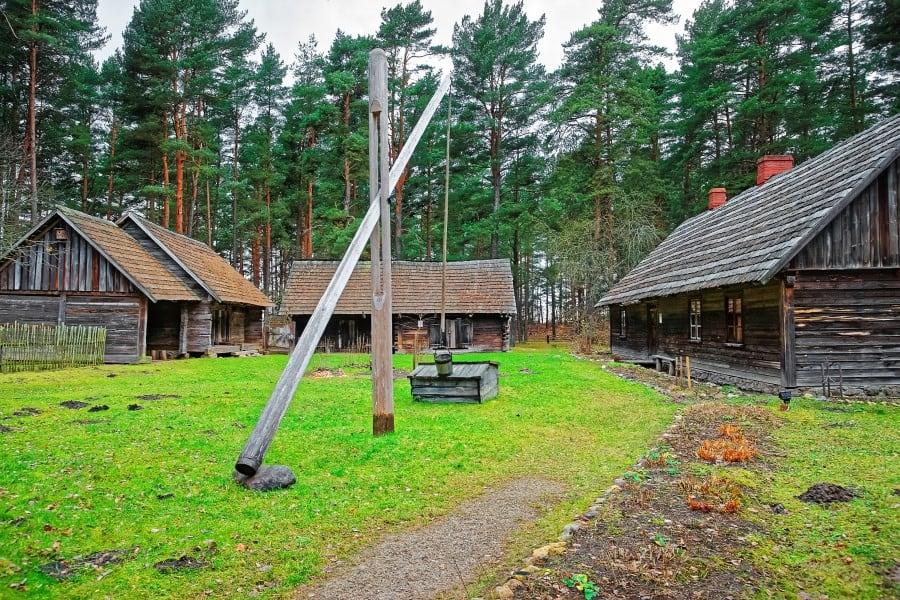 Этнографический музей Латвии в Риге