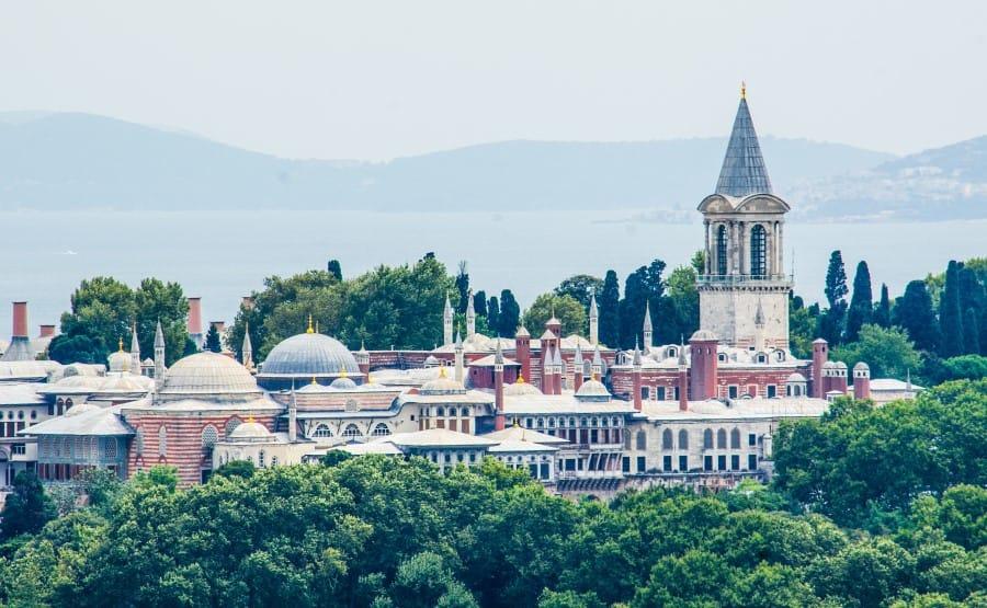 История дворца Топкапы в Стамбуле