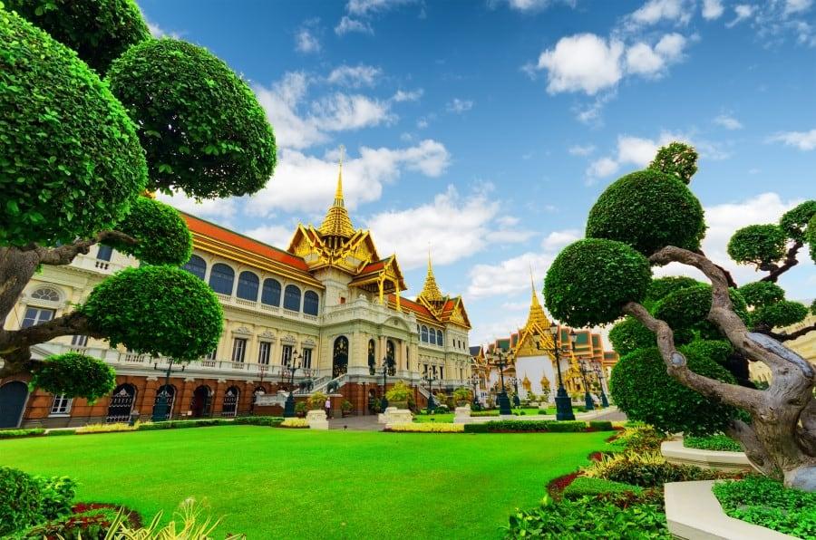 История и историческая ценность Королевского Дворца в Бангкоке