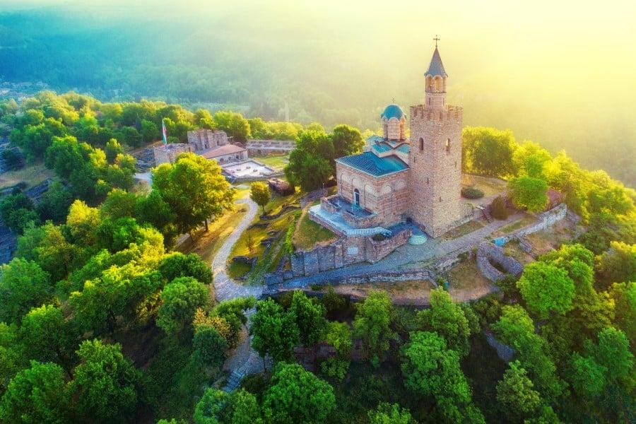 История и историческая ценность Крепости Царевец