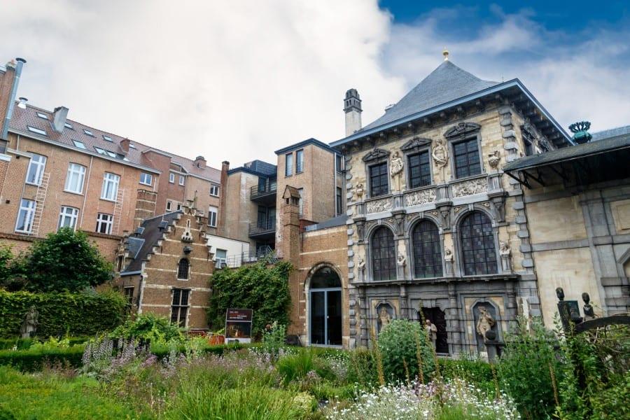 История и историческая ценность дома Рубенса в Антверпене