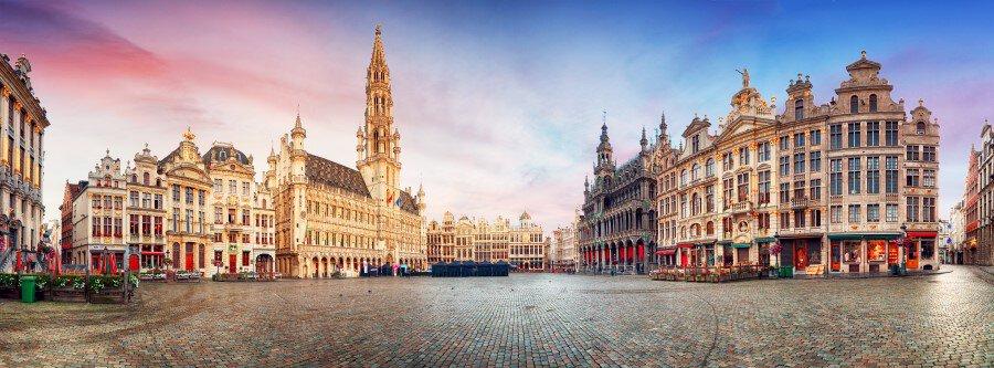 История и историческая ценность площади Гран-Плас в Брюсселе