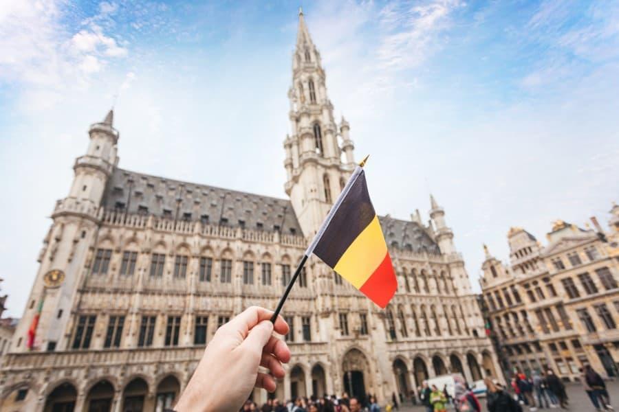История и историческая ценность ратуши в Брюсселе