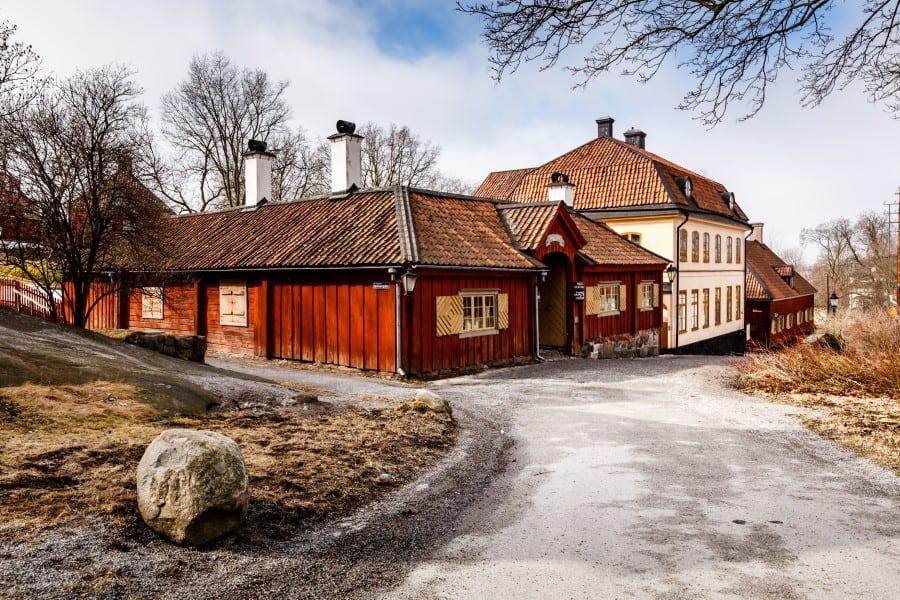История создания музея Скансен под открытым небом