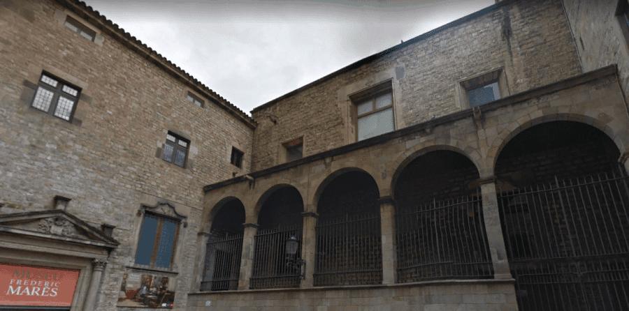 Как выглядит музей Фредерика Мареса снаружи