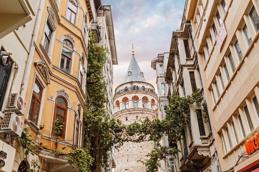 Легенды Галатской башни в Стамбуле
