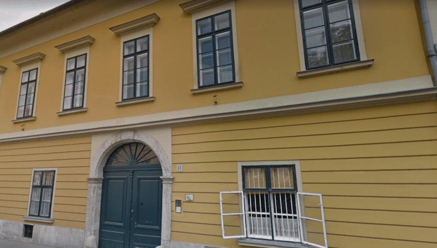 Музей Гарри Гудини в Будапеште