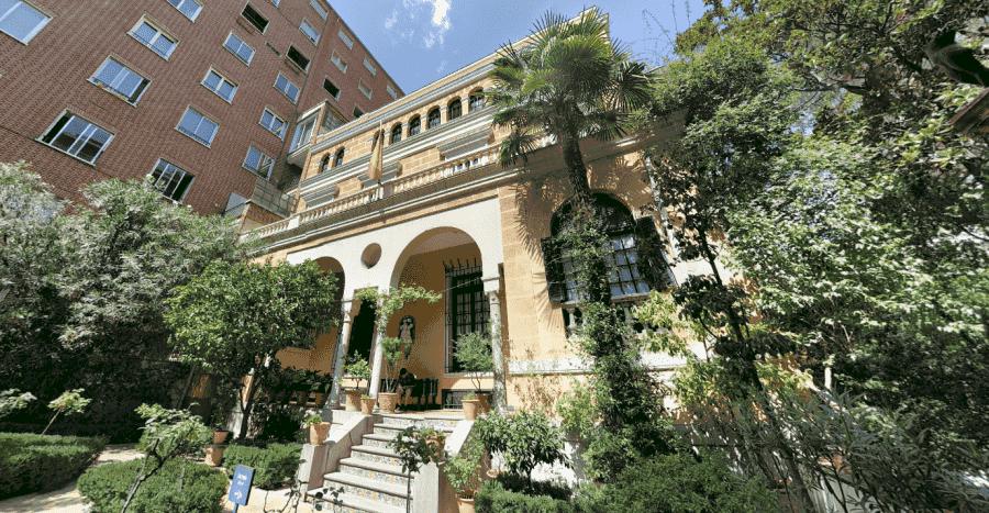 Музей Хоакина Сорольи в Мадриде