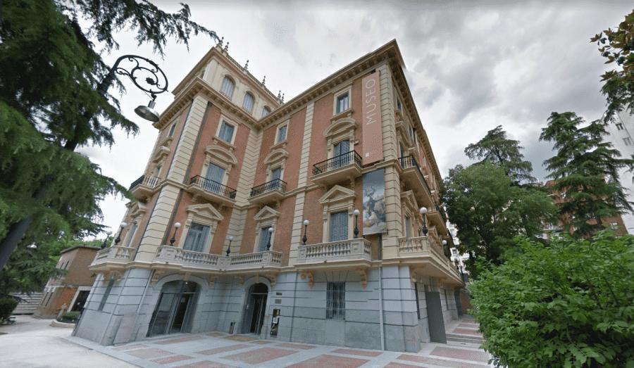 Музей Ласаро Гальдиано в Мадриде