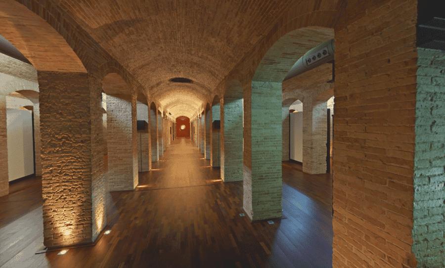 Музей истории Валенсии внутри