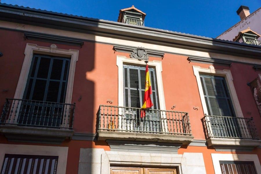 Национальный музей романтизма в Мадриде