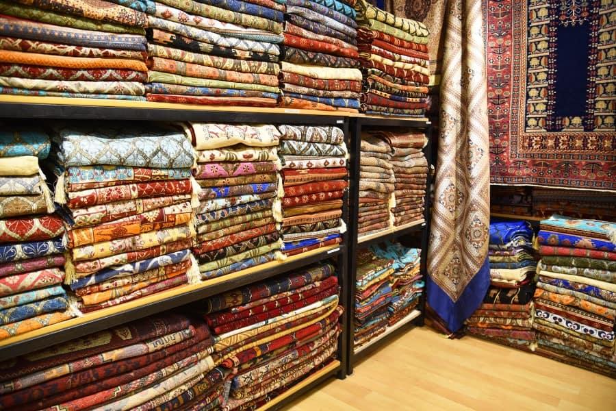 Ткани продающиеся на Гранд Базаре