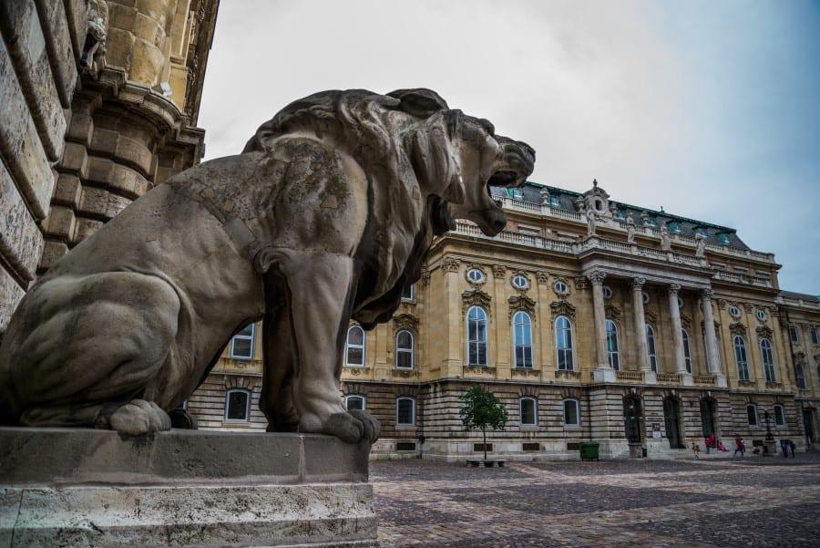 Венгерская национальная галерея в Будапеште