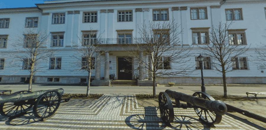 Военный музей в Будапеште