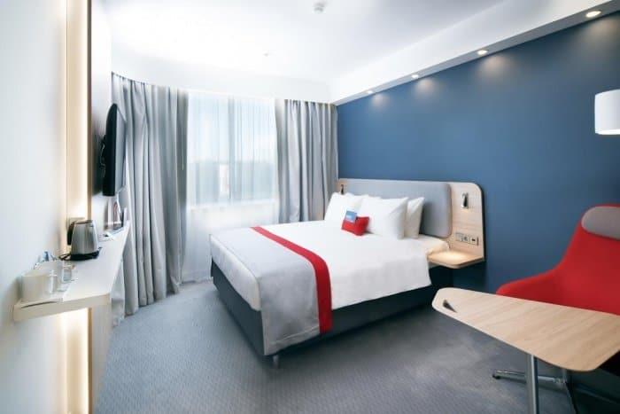 Номер в отеле Holiday Inn Express