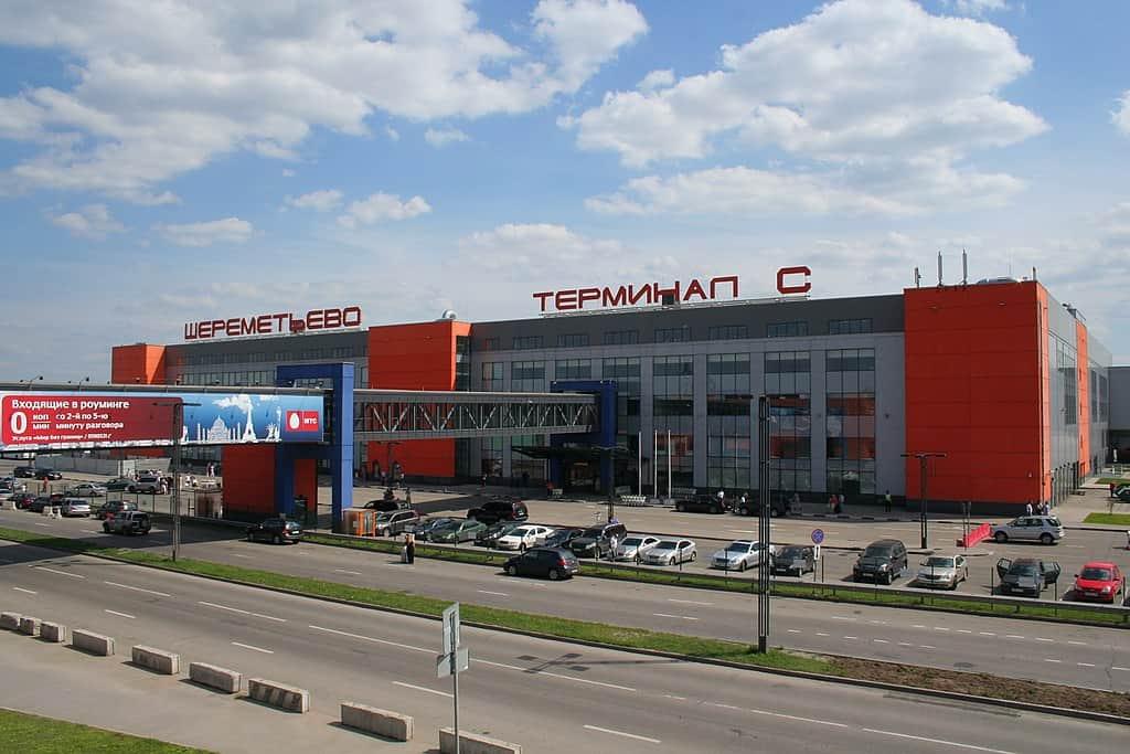 Аэропорт Шереметьево закрытый Терминал C