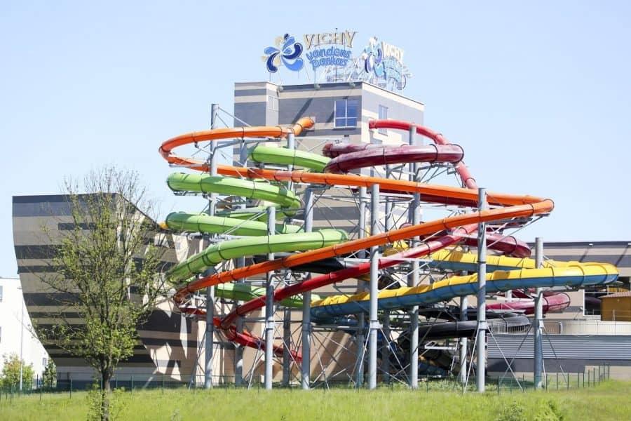 Аквапарк Vichy