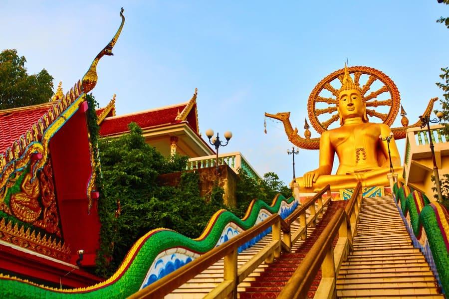 Что представляет собой холм Большого Будды