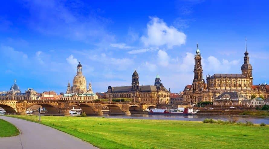Дрезден - центр туризма в Германии
