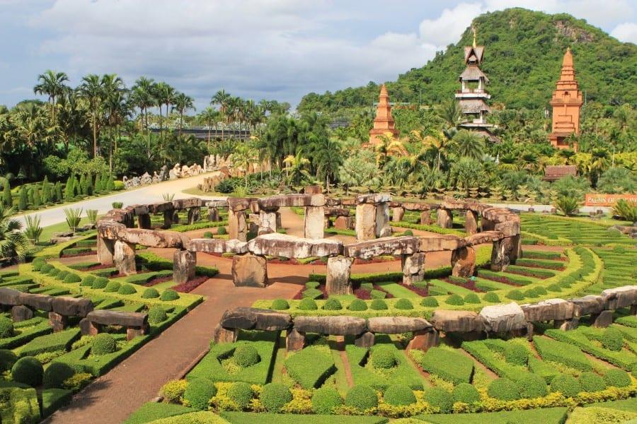 История Парка Нонг Нуч в Паттайе