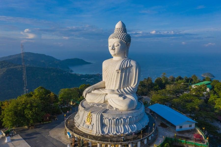История и легенды окутавшие Большого Будду