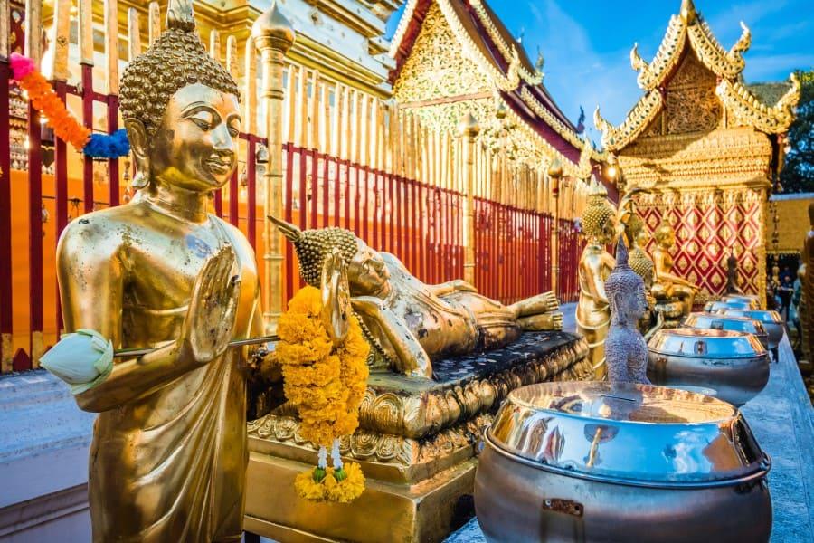 История, легенды, ритуалы связанные с Холмом Большого Будды
