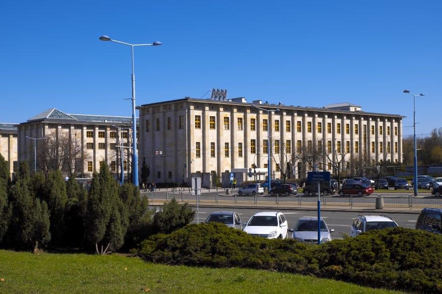 История национального музея Польши