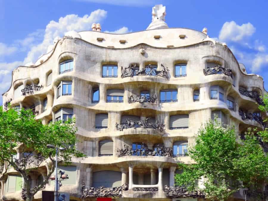 История создания дома Милы в Барселоне