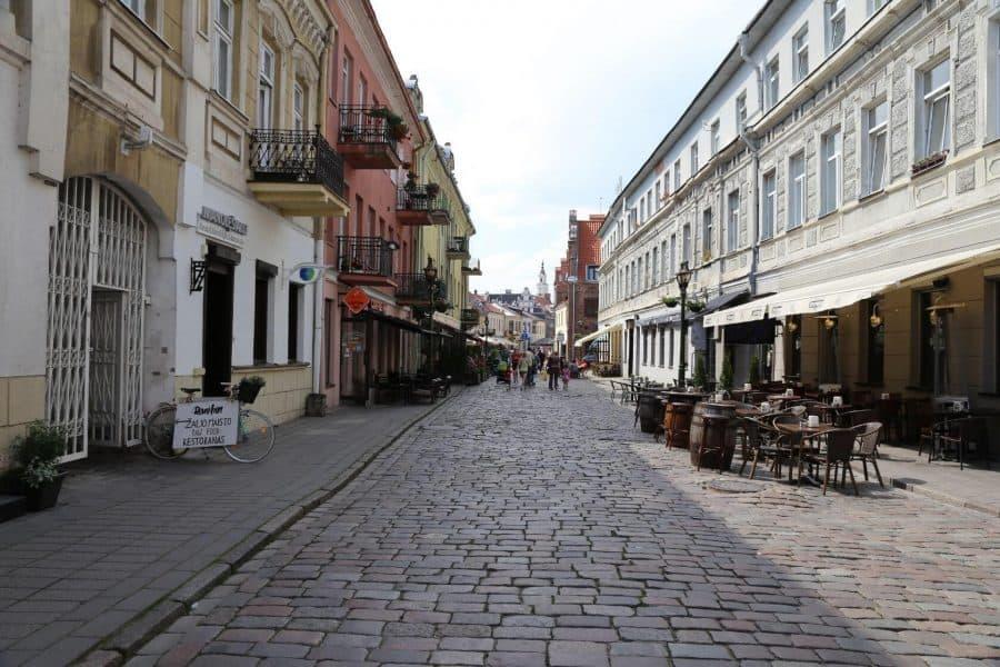 Каунас - старый город