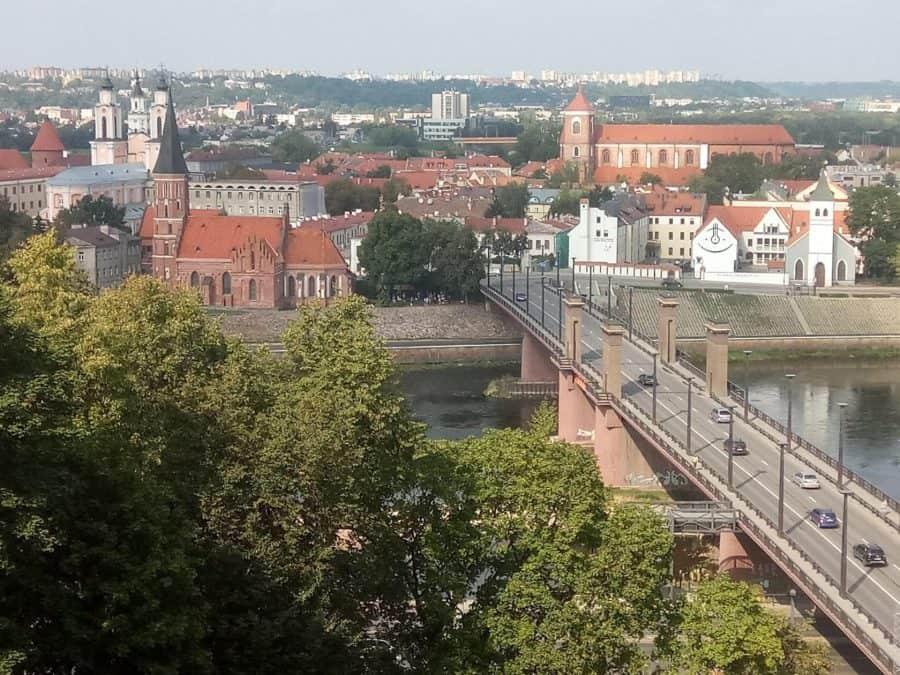 Мост Витаутаса Великого