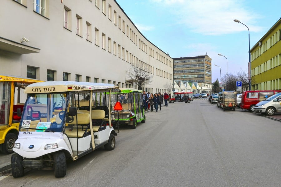 Музей «Фабрика Шиндлера» в Кракове (Польша)